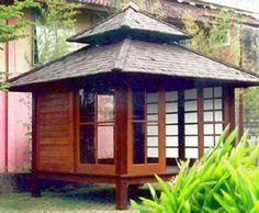Japanese Style Gazebo ( Japanese Style Gazebo)