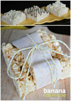 20 Rice crispy treats recipes