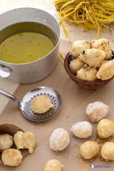 La tradizione pugliese vuole che durante le festività natalizie si preparino le #PETTOLE .Terry Tanti