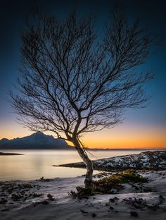 Blue Hour by Espen Stabforsmo on 500px