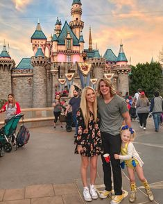 """Savannah Rose Soutas on Instagram: """"Happiest place on earth with the people who make me happiest. Love my family! @thesupercole @everleighroseofficial Vlog coming soon on the…"""""""