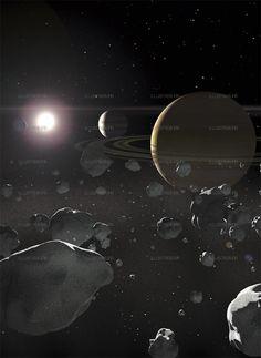 Exoplanete HD 69830 b,c Science&Vie Hors Série