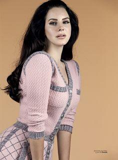 Lana Del Rey by Liz Collins for Vogue Turkey November 2015