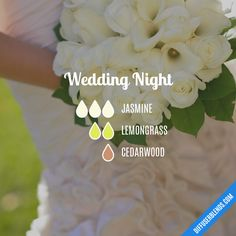Wedding Night - Essential Oil Diffuser Blend