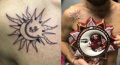 Tatuagens Malfeitonas: o novo sendo incorporado nas tattoos Nova Era, Compass Tattoo, Tattoos, Blog, Style, Pattern Drawing, Abstract Art Tattoo, Get A Tattoo, Finding Nemo