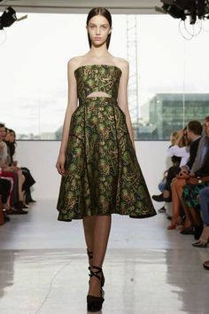 DELPOZO - Spring Summer 2015 - New York Fashion Week