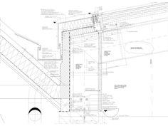 CAD-Detail Gutter