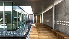 Gallery of Courtyard House / Dotze Innovations Studio - 5