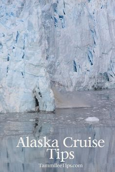 Ideas for each port and the day in Glacier Bay National Park.