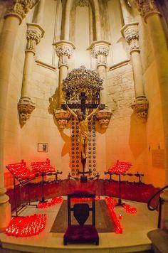 Sagrada Familia. Christ - null