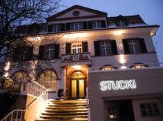 Stucki Restaurant in Bruderholz, Basel  Have yet to try - tbd