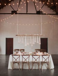 Bentwood Chairs on Green Wedding Shoes!