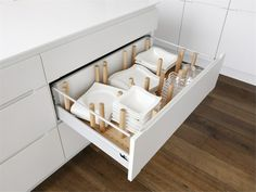 Kitchen Drawers Instead Of Cabinets kitchen cabinets-drawer under stove | for the home | pinterest