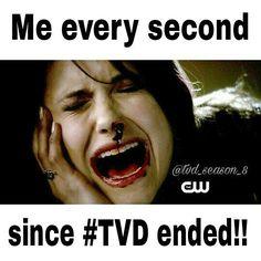 COME BACK TVD PLEASEEEE!!!!!!!!!!