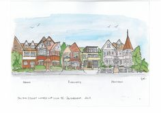 #lovesouthbourne exclusive A4 prints