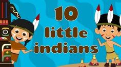 *▶ LIEDJE: Ten Little Indians
