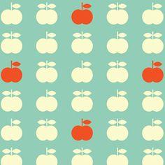 Lovely apples from w:form's 'elephant & apple' range.