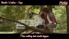 Should I Confess - Soyu Playful Kiss Ost Fan-made mv oneuldo meonghani haneulman boda ne eolgureul ga. Playful Kiss, Jung So Min, Sistar, Korean Music, Music Videos, Lyrics, Songs, Korean Dramas, Shit Happens