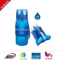 350ml/12oz Platinum Silicone Foldable Water Bottle With Pp Grab,Bpa Free,Rollable Kids Water Bottle For Travelling,Lfgb , Find Complete Details about 350ml/12oz Platinum Silicone Foldable Water Bottle With Pp Grab,Bpa Free,Rollable Kids Water Bottle For Travelling,Lfgb,Silicone Foldable Water Bottle,Sports Water Bottles,Kids Water Bottle from Water Bottles Supplier or Manufacturer-Zhejiang Zhaori Silicone Technology Co., Ltd.