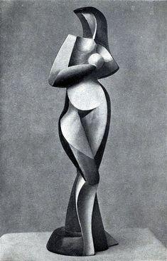 Statuette (Alexander Archipenko)