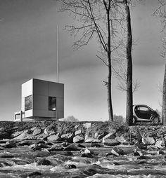 richard horden - micro compact home, m-ch 001, uttendorf, 2002