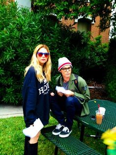 Ashley Benson And Tyler Blackburn