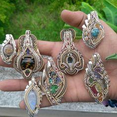 Rika Chidester pendants