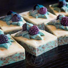 Bramble Sage Tea Soap by Shieh Design Studio