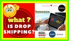 What is Drop Shipping and How does it Work? #dropship #dropshipping #wholesalers #makemoneyfast #fastmoney #Ineedmoney #showmethemoney