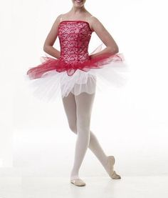 10 Adult Red Lace Ballet Tutu Dance Costume Moonlight Sonata Christmas in Clothing, Shoes & Accessories, Dancewear, Adult Dancewear | eBay