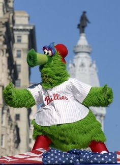 A Philly Fan Favorite! The PHANATIC!