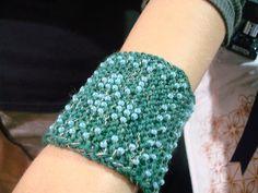 Beautiful Beaded Cuff – Get the Pattern!