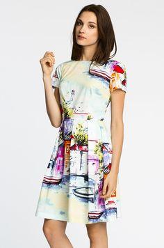 Šaty a tuniky Casual (pro každý den) - Click Fashion - Šaty Anabel f06101aa35