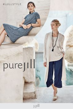 Update your loungewear with style that's soft, serene and looks absolutely fantastic. Everyday Casual Outfits, Boat Neck Tops, Classic Style, My Style, Striped Jacket, Cotton Tunics, Tee Dress, Comfortable Outfits, Loungewear