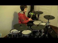 Nirvana Smells Like Teen Spirit Drum Cover