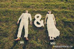 Mr i Mrs Wright! www.weddingpoland.com