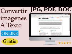 Como convertir imagenes a texto (OCR Escaner) Online Gratis | PCWebtips.com
