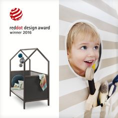 JUST ANNOUNCED! Stokke Home wins a Red Dot Design Award 2016