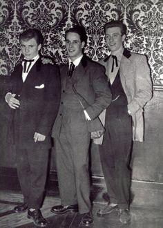 missdandy:    Teddy Boys, 1954