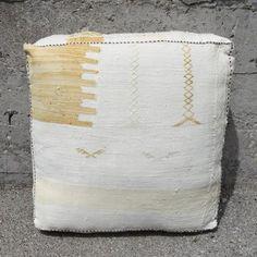 'Sunshine Box'  Moroccan Floor Pillow