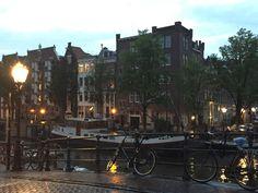 I Amsterdam : en promenade I Amsterdam, Viajes