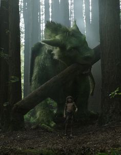 Movie Review: Disney Pete's Dragon - A Wonderful Retelling of the Original