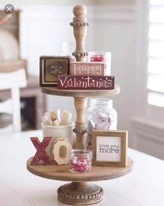Do you need inspiration to make some DIY Farmhouse Decor Ideas for Valentine's Day ? Are you looking for some fantastic Farmhouse Decor Ideas for Valentine's Day? Valentines Day Decorations, Valentine Day Crafts, Valentines Day Quotes For Him, Valentine Party, Valentine Ideas, Valentine Table Decor, Printable Valentine, Valentines Day Desserts, Homemade Valentines