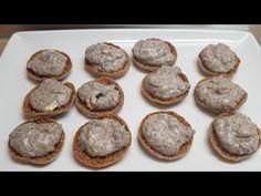 "Закуска ""Грибная"" за 5 минут - YouTube Cookies, Youtube, Desserts, Food, Crack Crackers, Tailgate Desserts, Deserts, Biscuits, Essen"