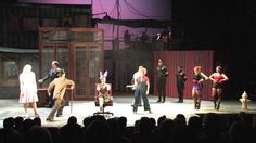 """Don't Be the Bunny"" from Urinetown @ Texas State University"