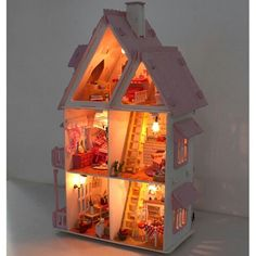 -Doll house..