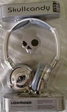 Gorgeous Gray Color Skullcandy Lowrider Headphones USA and CANADA    http://yardsellr.com/for_sale#!/gorgeous-gray-color-skullcandy-lowrider-headphones-usa-and-canada-3557334    $20.99