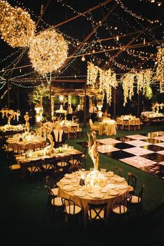 backyard night wedding reception with stunning lights wedding night 15 Outdoor Night Wedding Reception Ideas with Stunning Lights - Page 2 of 2 - Oh Best Day Ever Outdoor Night Wedding, Wedding Night, Dream Wedding, Outdoor Weddings, Wedding Backyard, Wedding Blog, Rustic Backyard, Rustic Outdoor, Diy Wedding