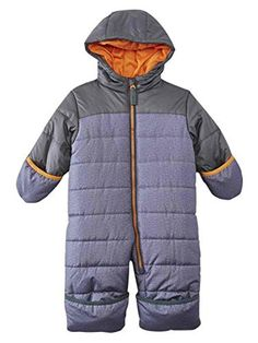 e54a505da Baby Boys' Snowsuit - Just One You made by carter's Gray Newborn | Products  | Snow suit, Baby boy snowsuit, Baby boy fashion