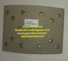 compact brake lining
